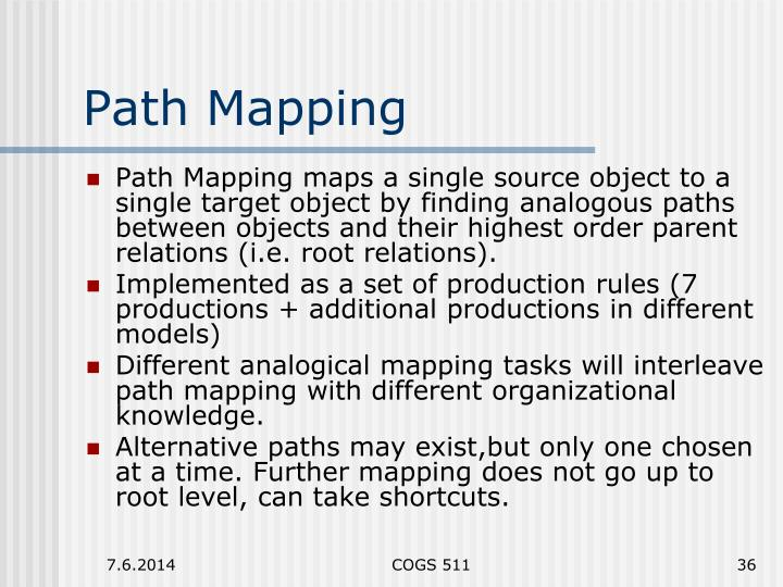 Path Mapping