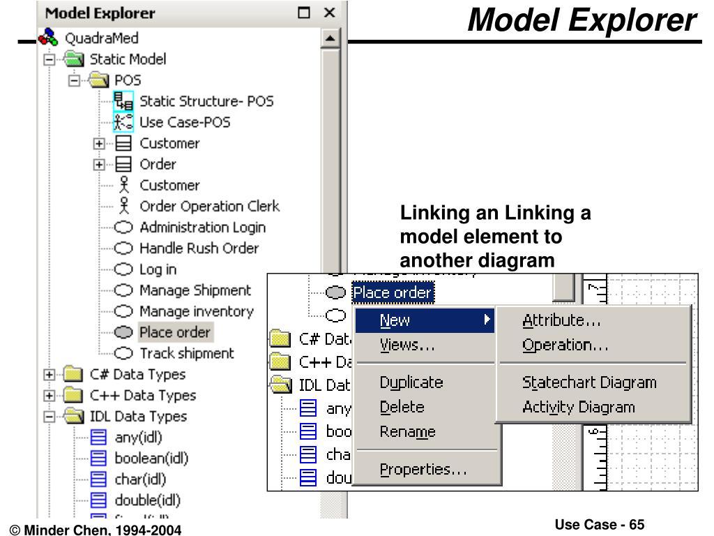 Model Explorer