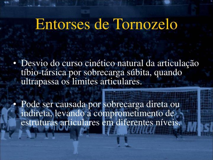 Entorses de Tornozelo