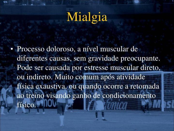 Mialgia