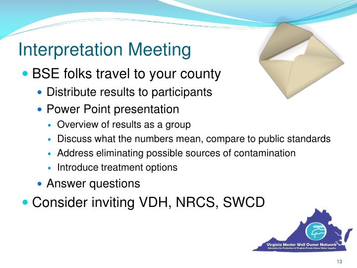 Interpretation Meeting