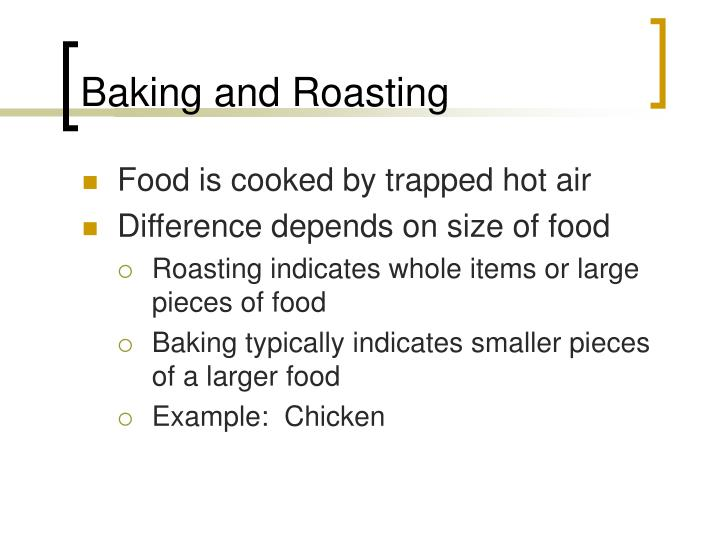 Ppt Dry Cooking Methods Powerpoint Presentation Id 1404320