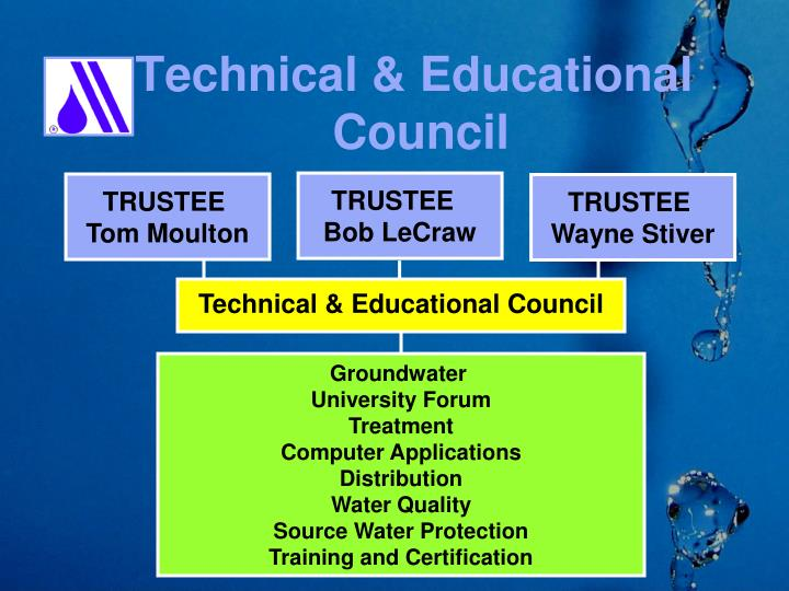 Technical & Educational