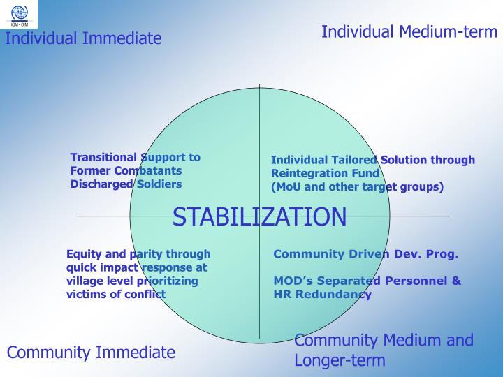 Individual Medium-term