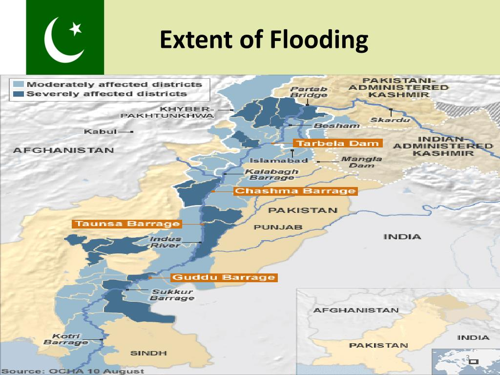 Extent of Flooding