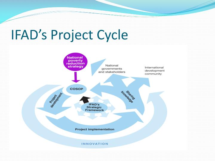 IFAD's Project Cycle