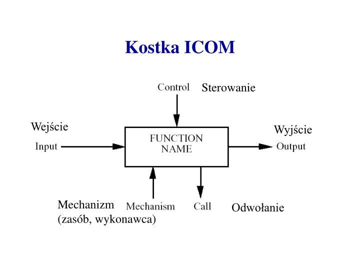 Kostka ICOM