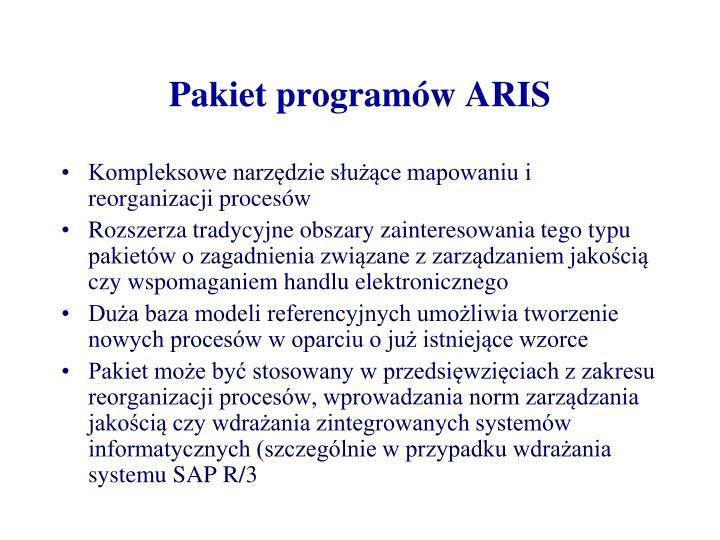 Pakiet programów ARIS