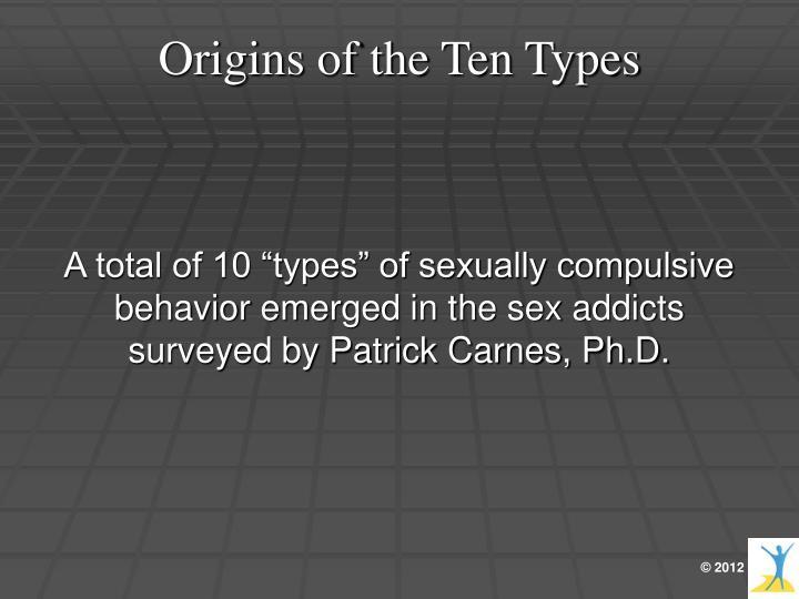 Origins of the Ten Types