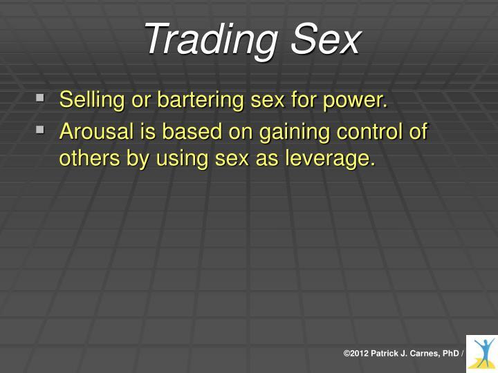 Trading Sex