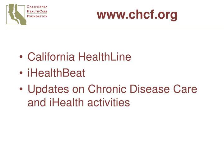 www.chcf.org