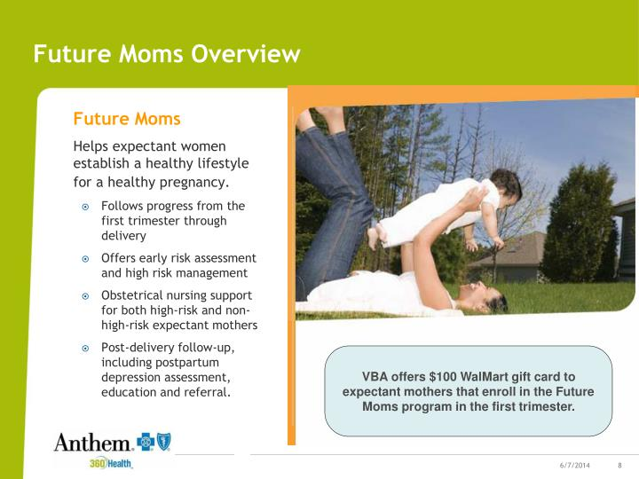 Future Moms Overview