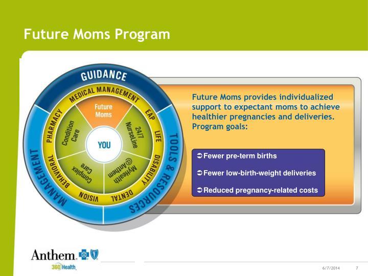 Future Moms Program