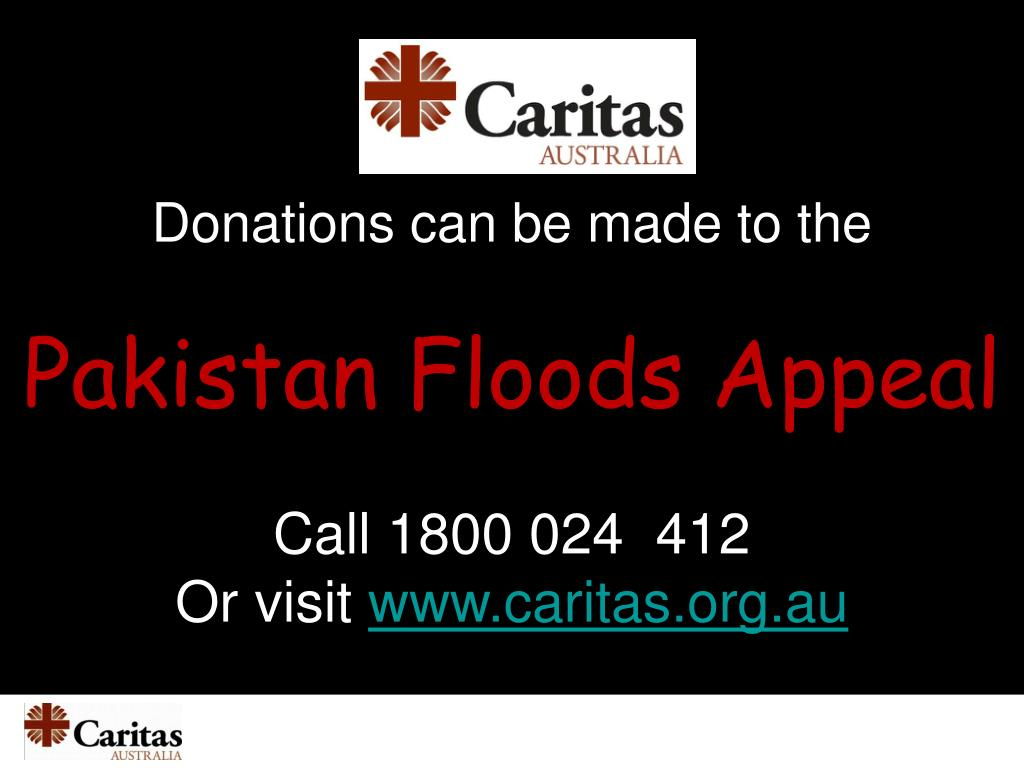 Donations can be made to the