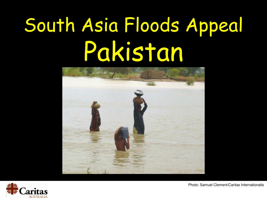 South Asia Floods Appeal