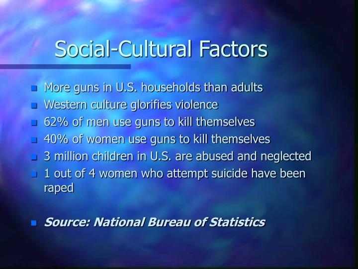 Social-Cultural Factors