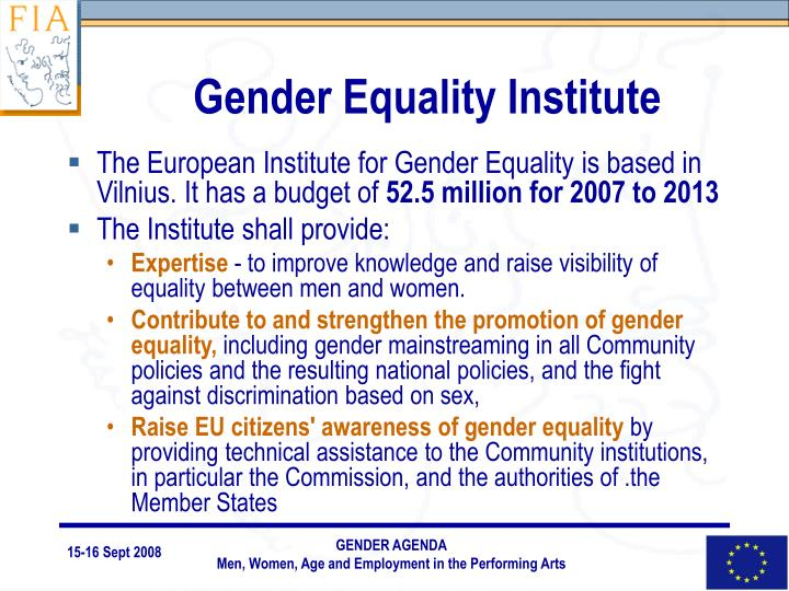 Gender Equality Institute