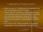 legislative organization10