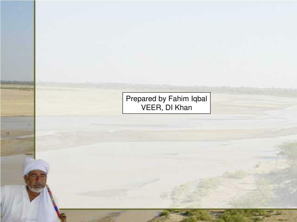 Prepared by Fahim Iqbal