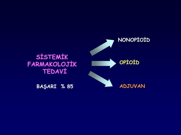 NONOPİOİD