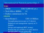 international national partnerships 1