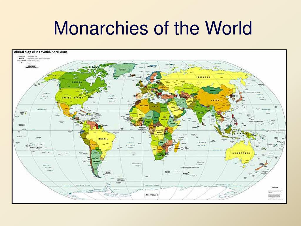 Monarchies of the World