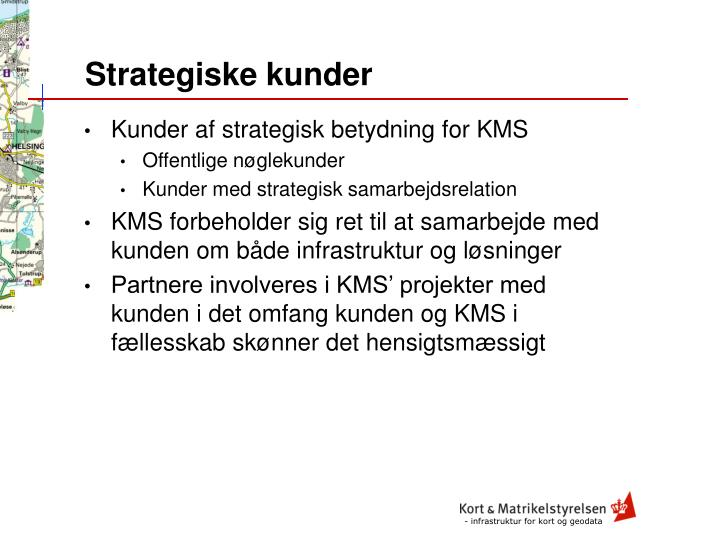 Strategiske kunder