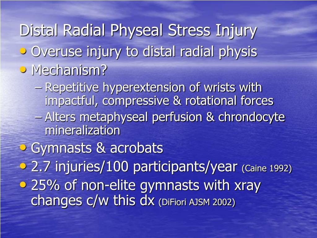 Distal Radial