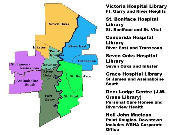 Victoria Hospital Library