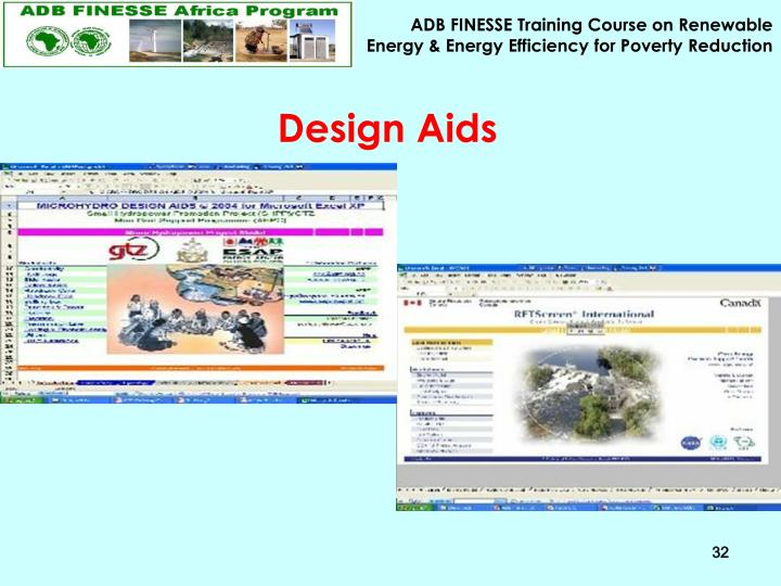 Design Aids