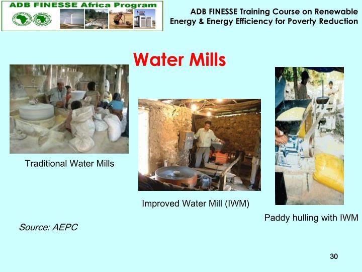 Water Mills