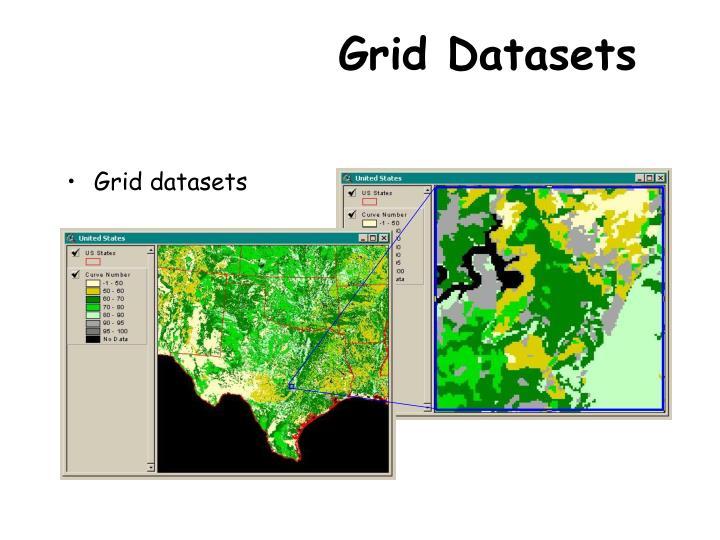 Grid Datasets