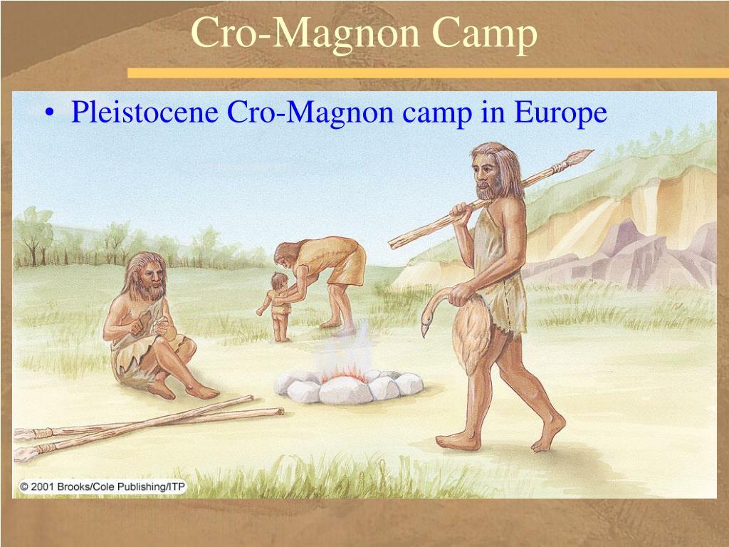 Cro-Magnon Camp