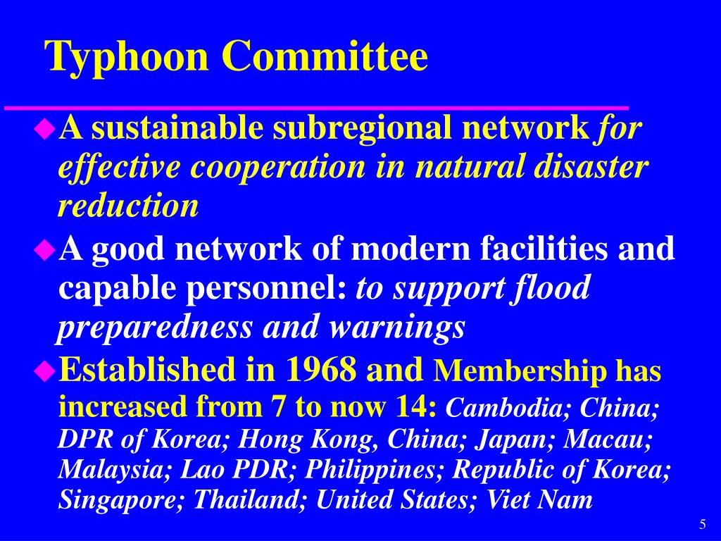 Typhoon Committee