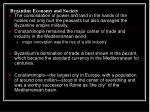 byzantine economy and society1