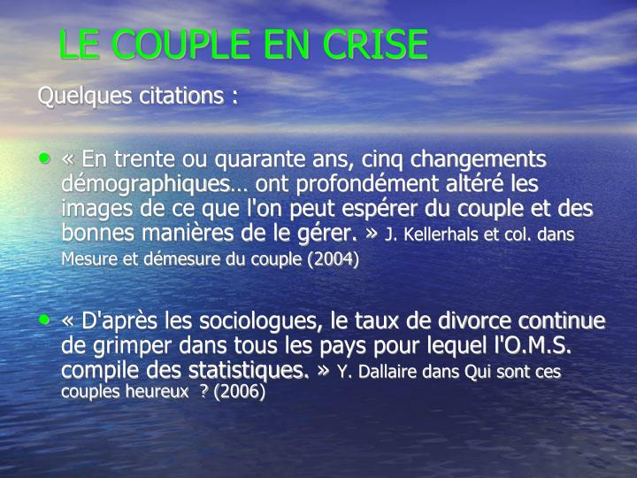 Quelques citations :