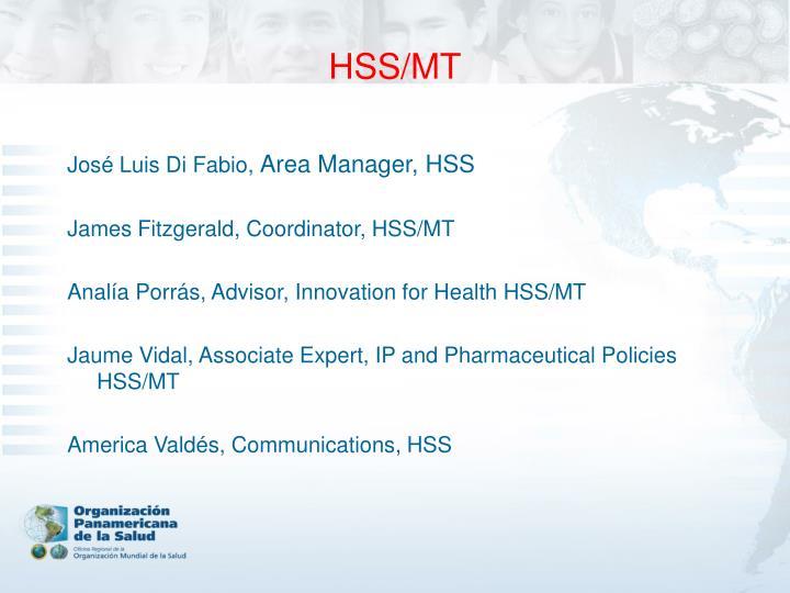 HSS/MT