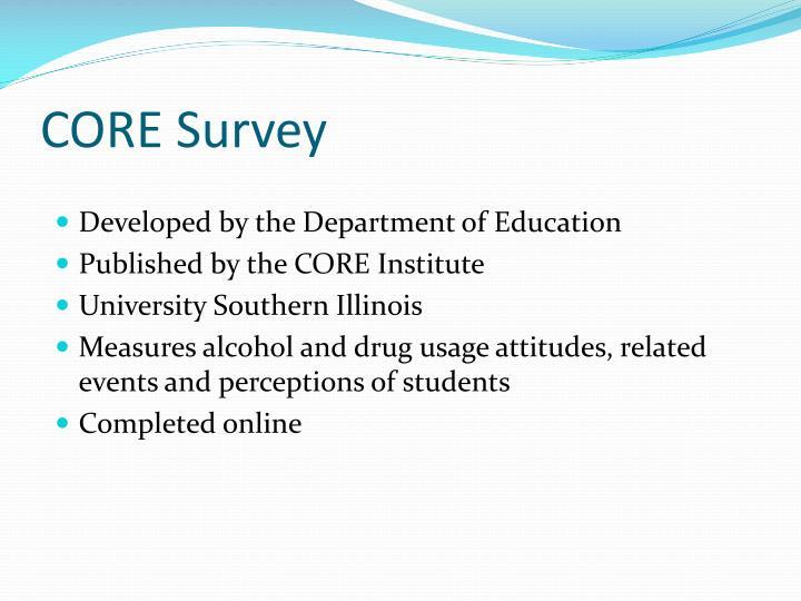 CORE Survey