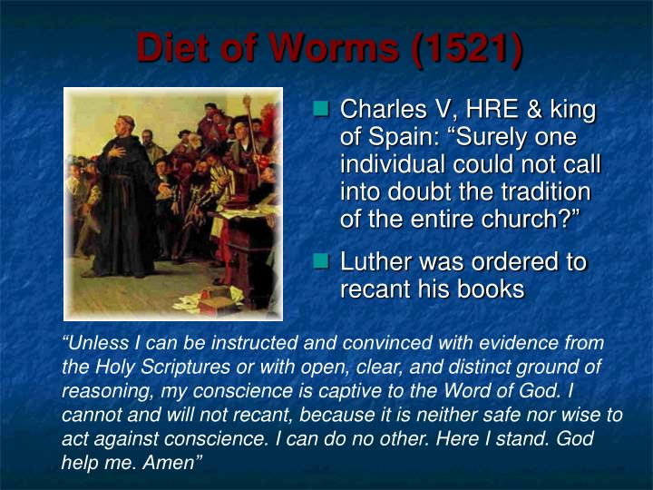 Diet of Worms (1521)