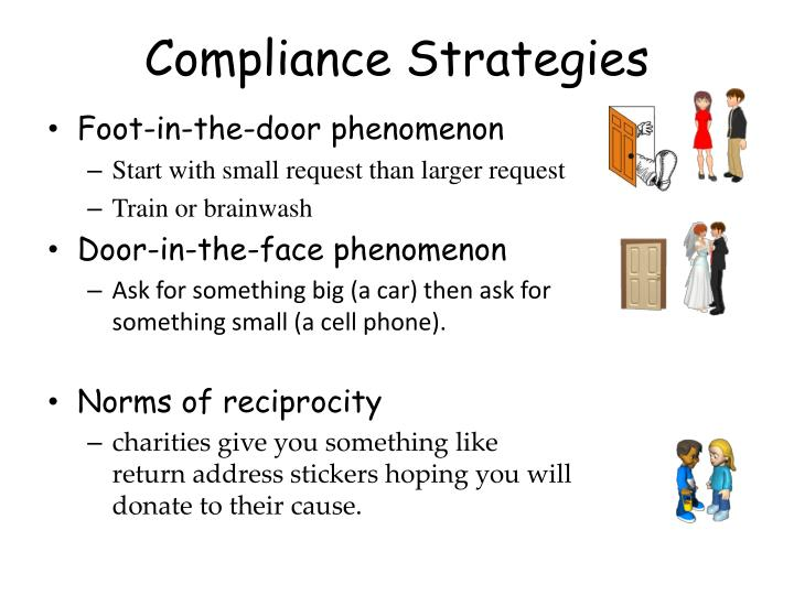 Compliance Strategies