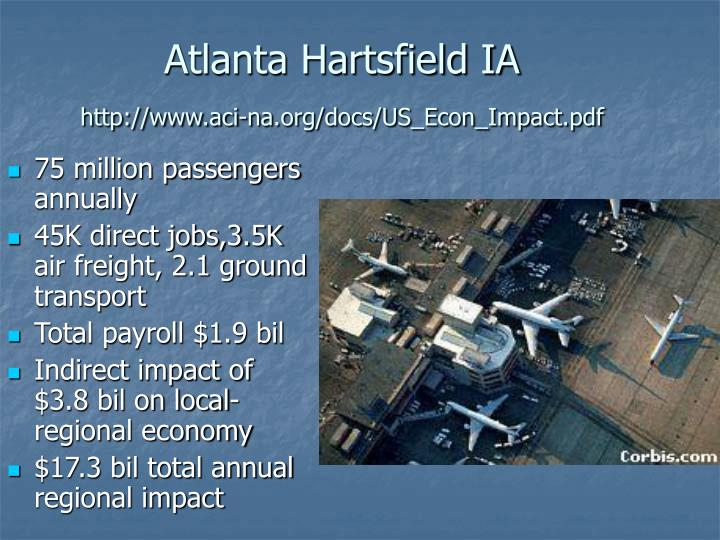 Atlanta Hartsfield IA
