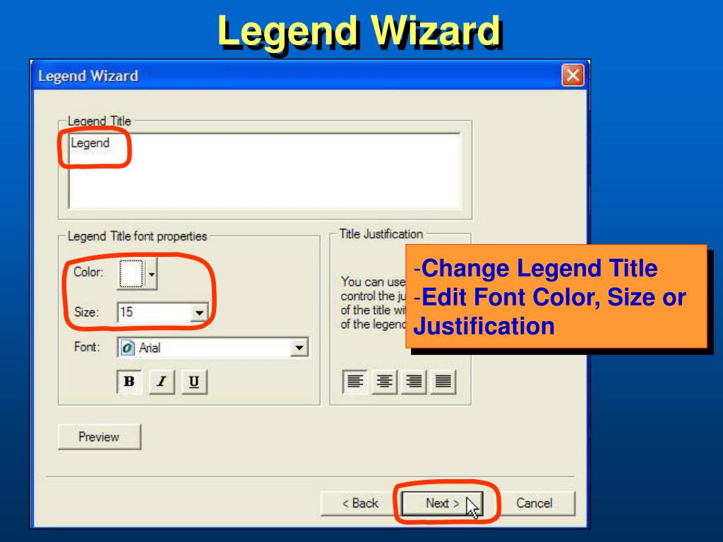Legend Wizard