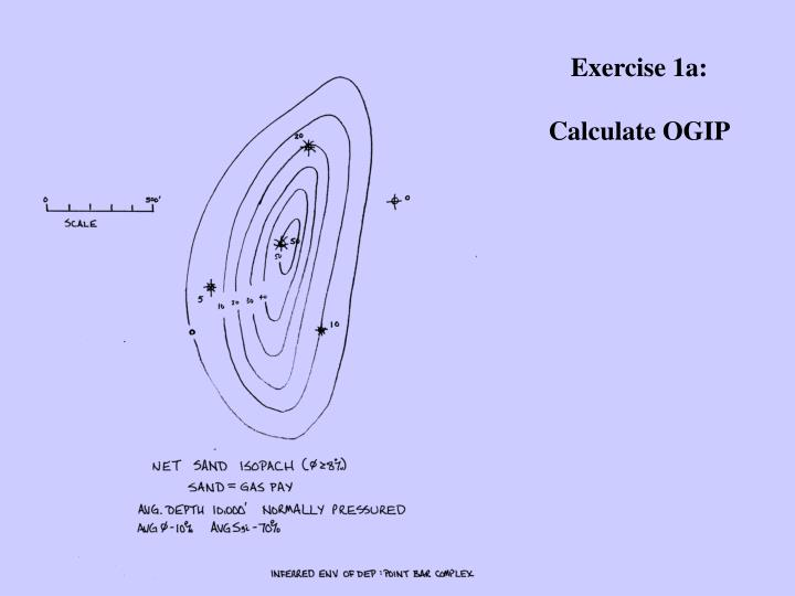 Exercise 1a:
