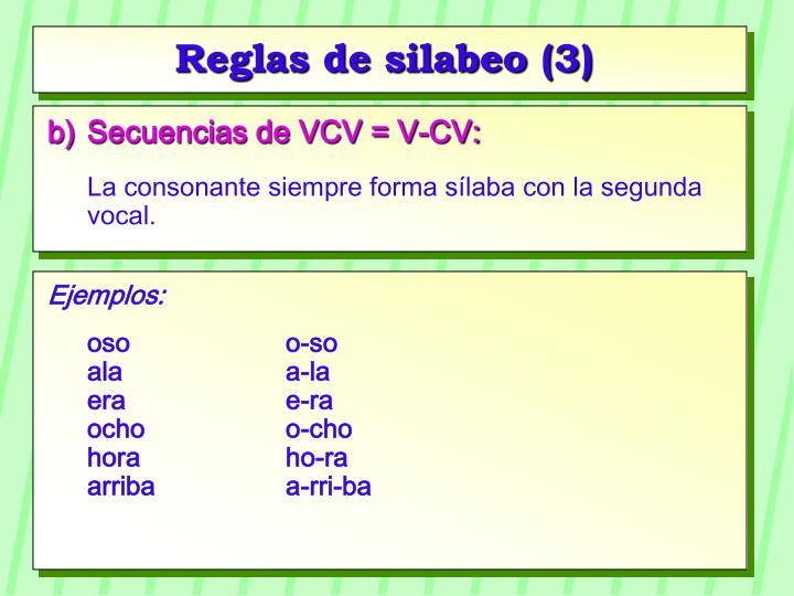 Reglas de silabeo (3)