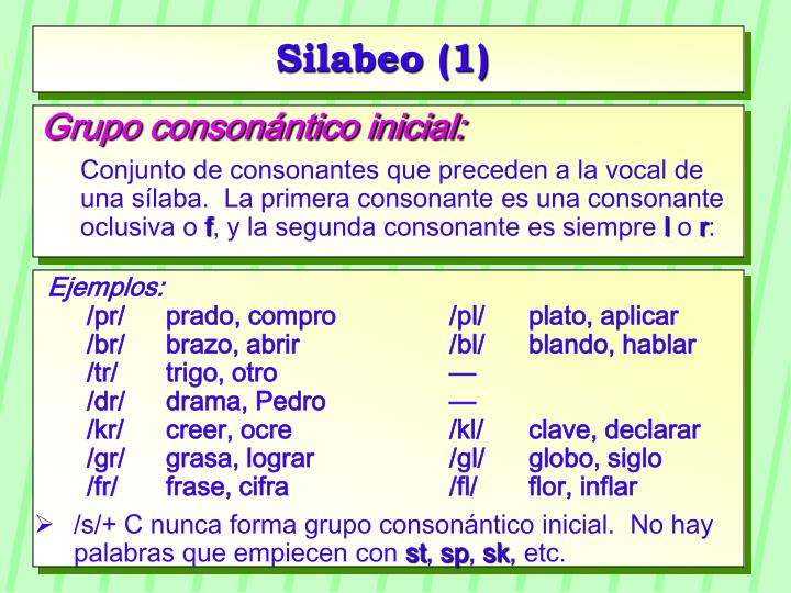 Silabeo (1)