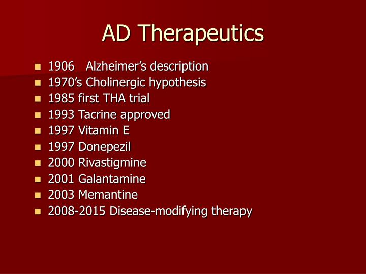 Ad therapeutics