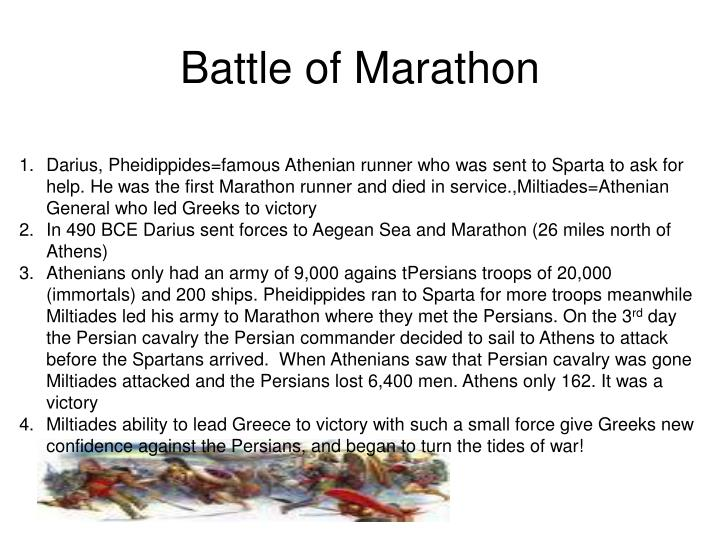 Battle of Marathon