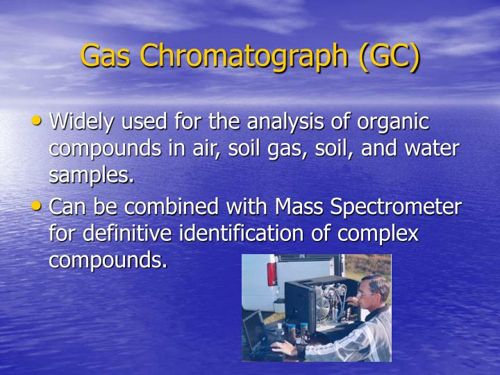Gas Chromatograph (GC)