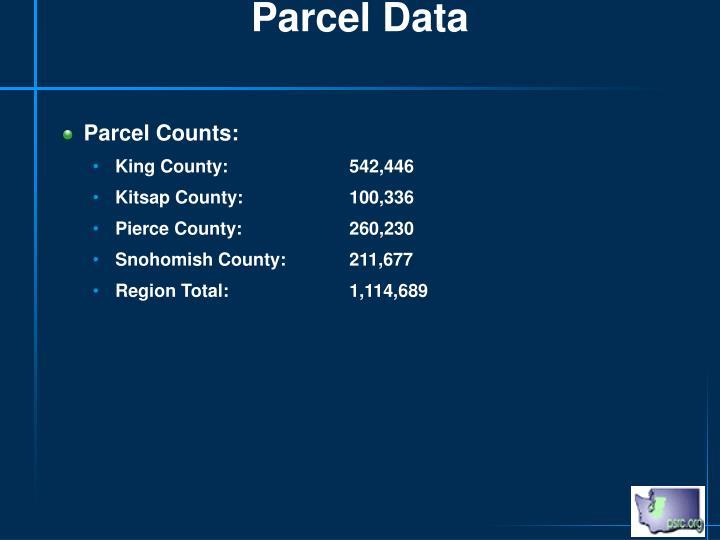 Parcel Data