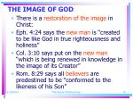 the image of god10